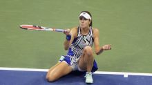 'Just wow': Americans Brady, Rogers in US Open quarters