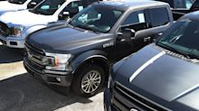 MARKETS: Ford halts F-150 production, Macy's shares drop, Alibaba gains, 21st Century Fox earnings fall short