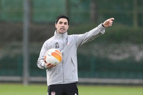 Arsenal boss Mikel Arteta open to long-term role at one club like Burnley's Sean Dyche