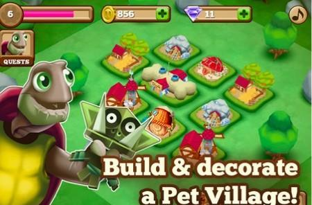 Daily iPad App: Pets vs. Orcs combines cuteness with battle