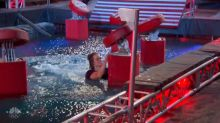 This could be the fastest fail in 'American Ninja Warrior' history