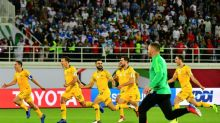 Ryan shrugs off penalty heroics as Australia make Asian Cup quarters