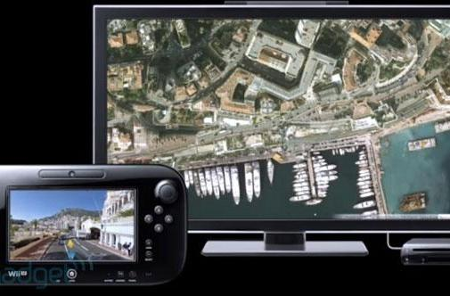 Google Street View and Maps coming to Wii U in January 2013