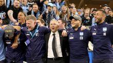 Sydney FC head home as A-League champions