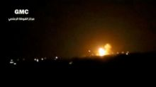 Israel strikes arms depot near Damascus airport - sources