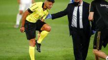 Foot - ESP - Real Madrid : l'arbitre se blesse et doit être remplacé