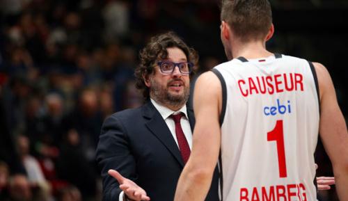 EuroLeague: Bamberg mit später Pleite bei Wanamaker-Rückkehr