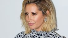 Ashley Tisdale Has a Bright-Pink Bob Now and Looks Unrecognizable
