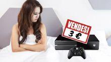 Tradita dal fidanzato, lo umilia vendendo la sua Xbox