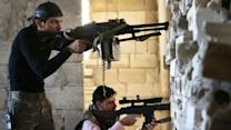 CIA's light weapons not enough for Syrian rebels?