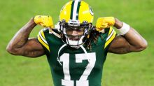 Highest-paid WR? Adams, Pack differ on amount