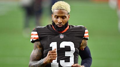 OBJ says he's OK with reduced role in offense