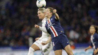 Foot - Coupe (F) - Coupe de France femmes:4500 spectateurs pour la finale OL-PSG