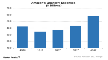Here's What Amazon's 1Q18 Guidance Suggests
