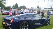The cars of the Beaulieu Supercar Weekend