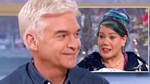Phillip Schofield fails to take woman marrying her duvet seriously on 'This Morning'