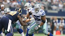 To Be Continued? Cowboys in contact with guard Ron Leary