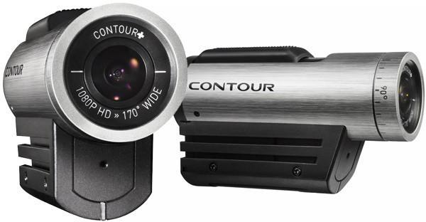 Contour+ helmet cam goes official, bringing 1080p video with wider viewing angle