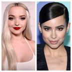 "Dove Cameron and Sofia Carson Showed Off Their ""Hocus Pocus"" Costumes"