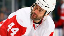 Former NHL star Todd Bertuzzi arrested for drunk driving in Michigan