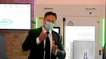 Tesla CEO met VW CEO during Germany visit: source