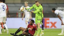 1-0. El United doblega en la prórroga a un combativo Copenhague