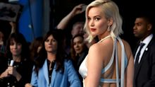 Jennifer Lawrence poses 'nude' for Vogue, talks boyfriend Darren Aronofsky