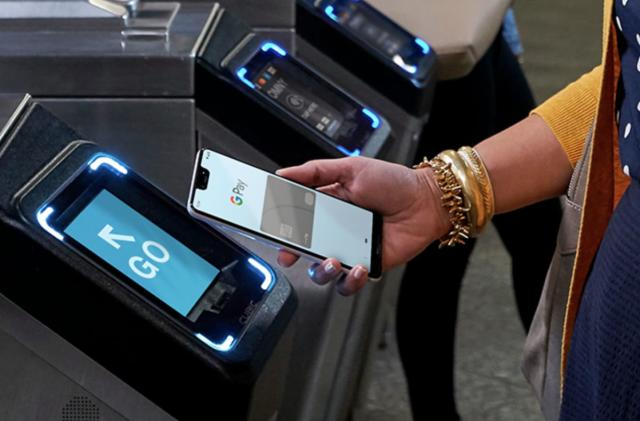 NYC will accept Google Pay on some subway and bus routes