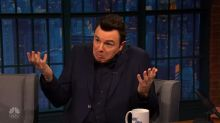 The one thing Seth MacFarlane couldn't joke about during his roast of Donald Trump
