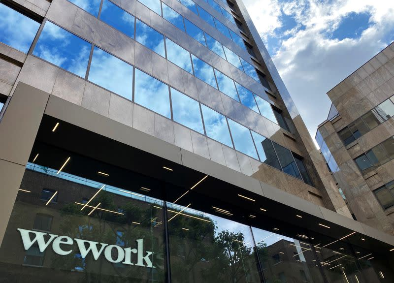 Exclusive: The We Company drops 'We' name to restore WeWork as company's official name