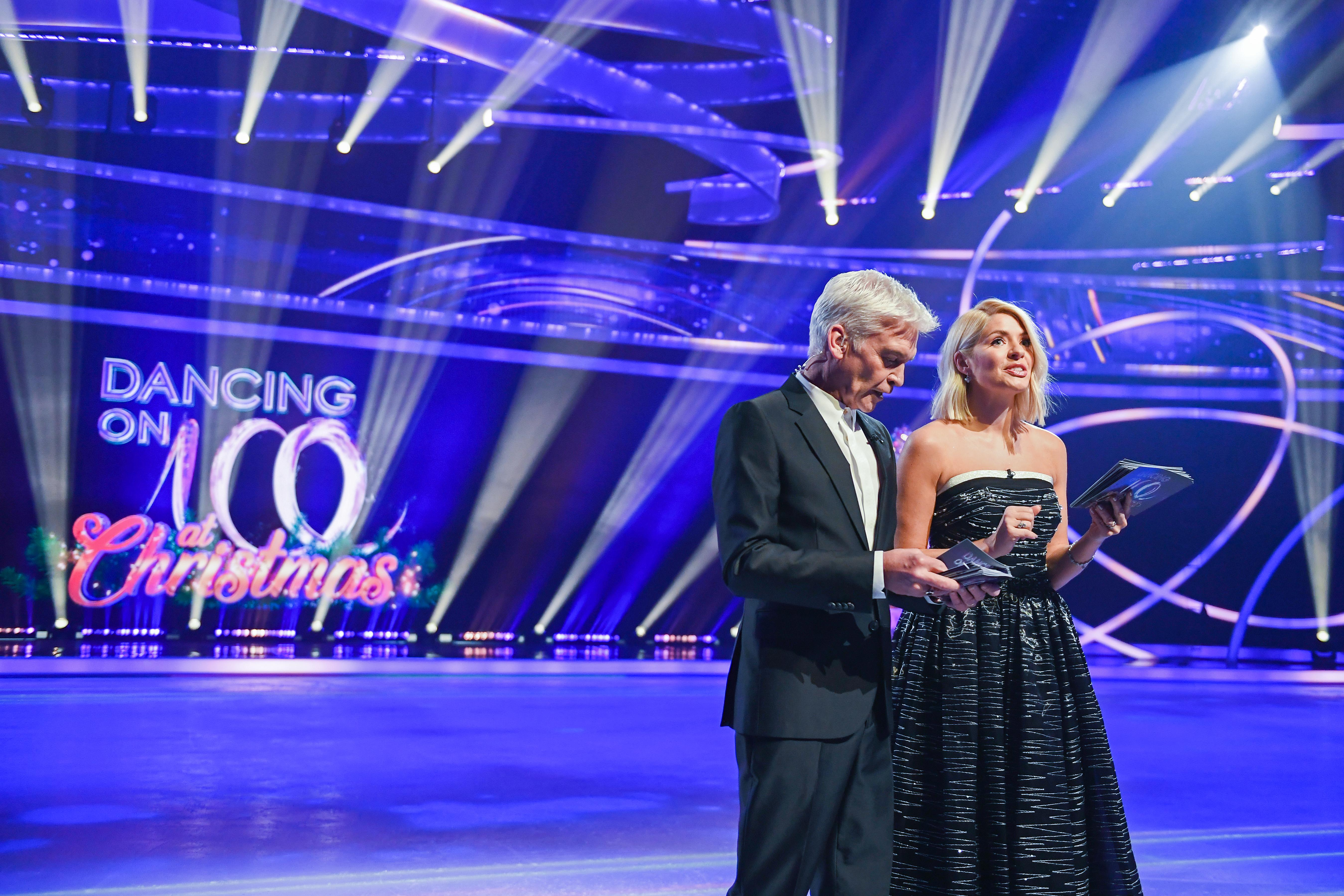 'Dancing On Ice' has measures in place as coronavirus continues to spread