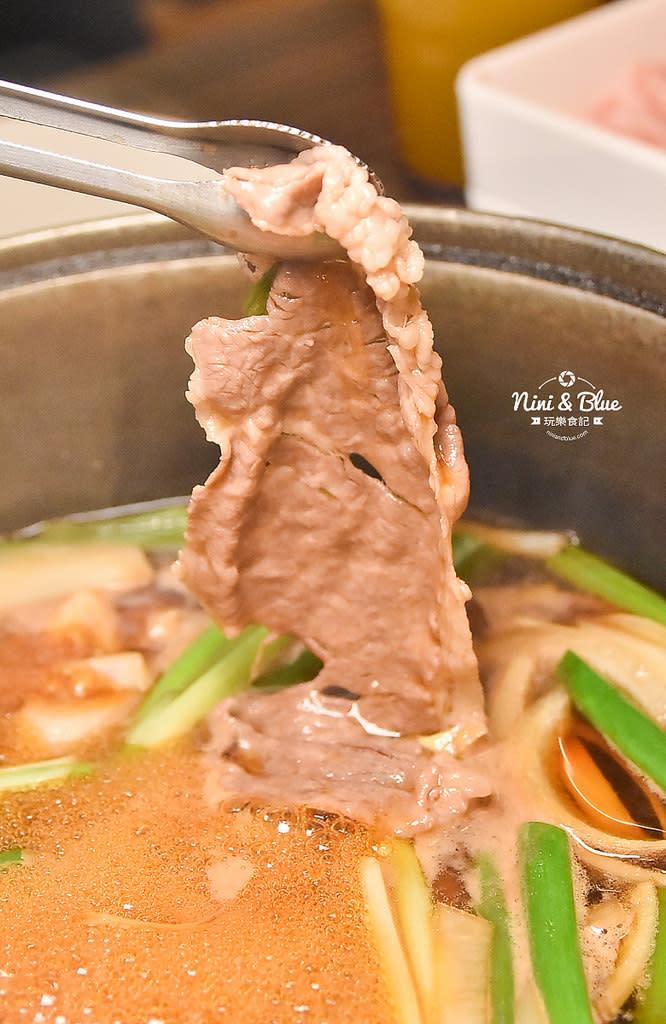 台中壽喜燒吃到飽 北澤壽喜燒02