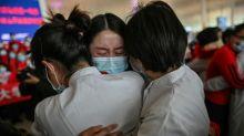 Coronavirus: bouclage levé à Wuhan, la récession se confime en Europe