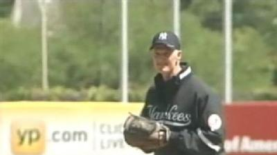 Gov. Rick Scott Booed During Spring Training Game