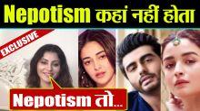 Urvashi Rautela Talks about Nepotism Exclusively