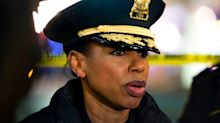 Seattle's first Black female police chief announced her resignation after the city council voted to cut the department's budget and ax dozens of jobs
