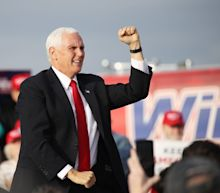 'We're going to keep fighting': Pence tells Georgia voters presidential election not over