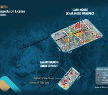 Erdene Intersects High-Grade Gold in Maiden Drilling at Dark Horse Prospect