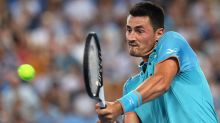 Tomic claims NYC opener for first 2019 win