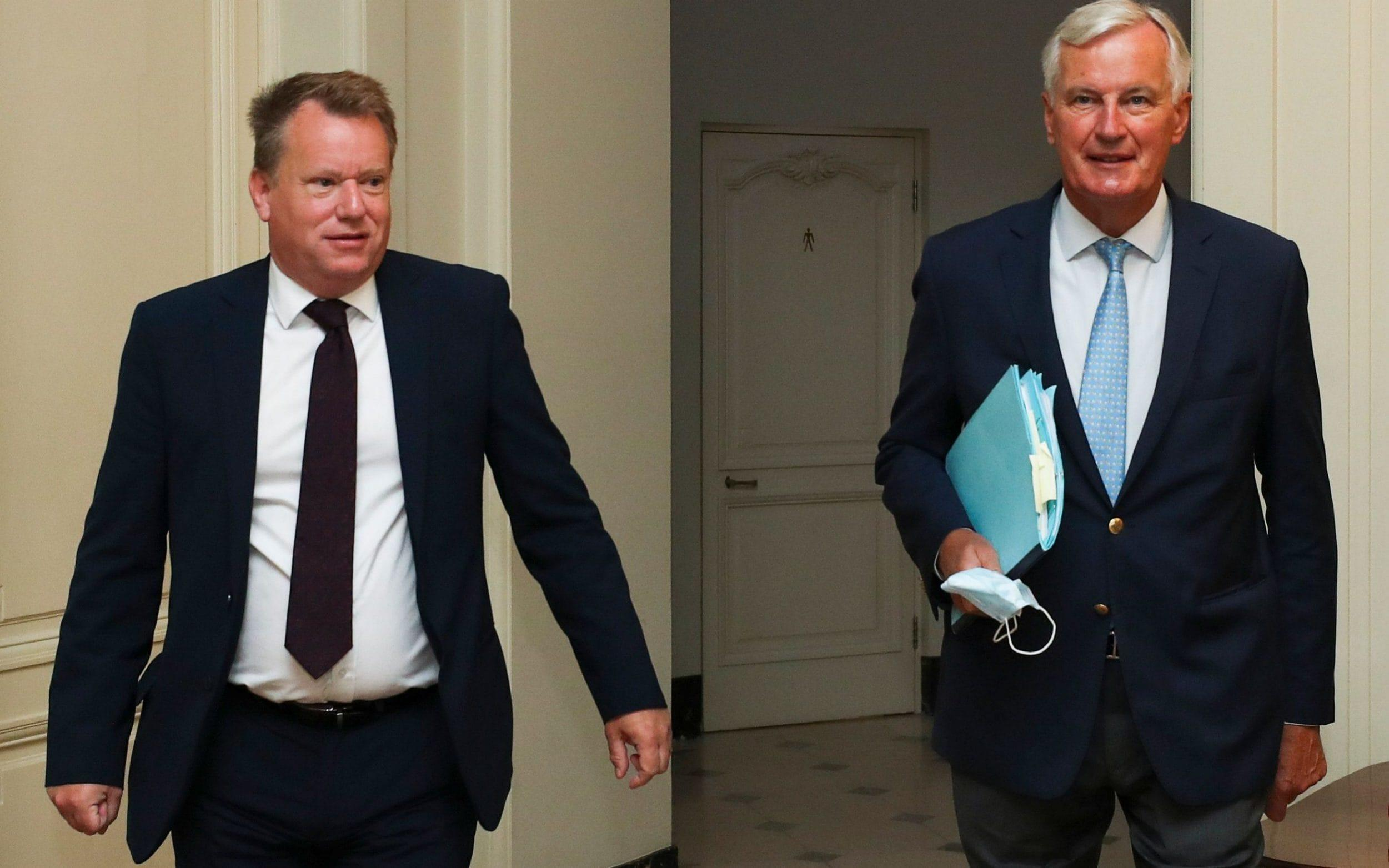 How state aid could derail a Brexit deal