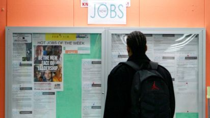 US jobless claims drop to more than 44-year low