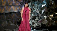 La prima trans sul palco degli Oscar
