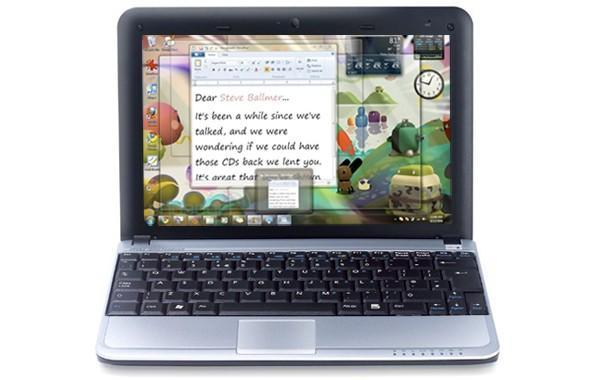 Windows 7 coming to netbooks in all its myriad forms