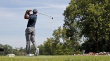 The Latest: Play suspended Friday as storms lash PGA