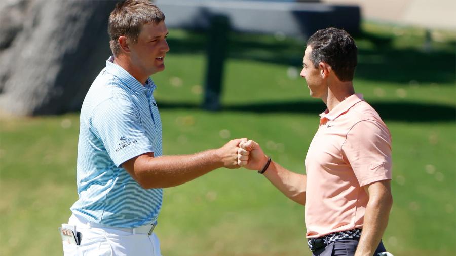 Rory: DeChambeau 'taking advantage' of rules