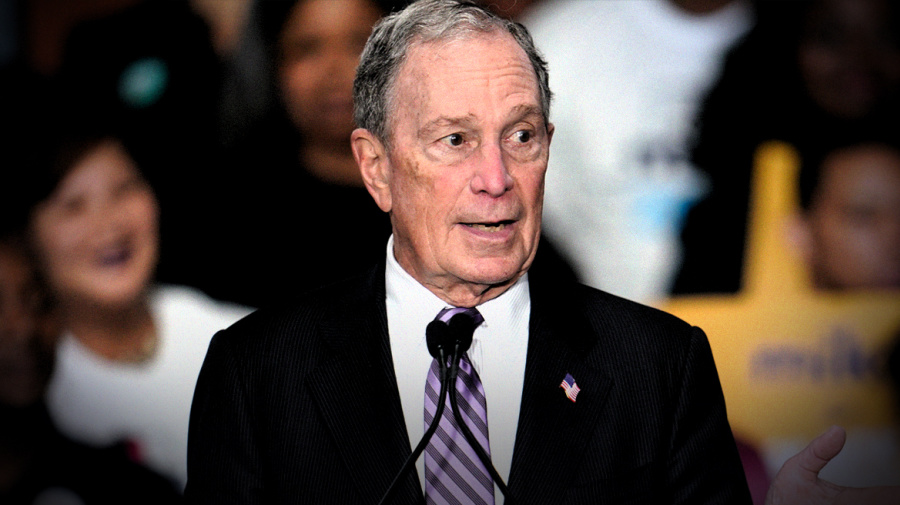 Is Bloomberg really on a path to the presidency?
