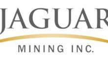 Jaguar Mining Reports Second Quarter Financial Results; Revises 2018 Production Guidance