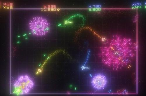 No plans for Geometry Wars 3, Bizarre says