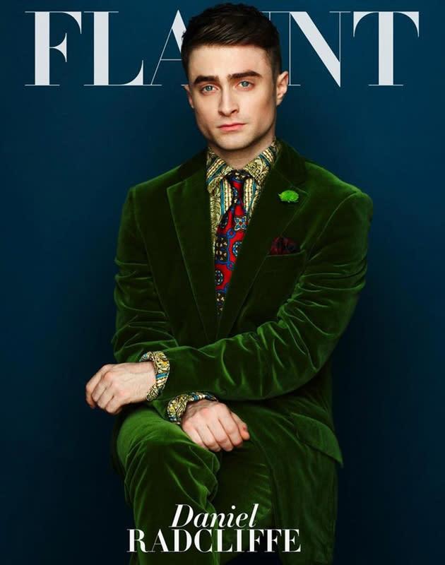 """Daniel Radcliffe: """"Schwuler Sex ist echt schmerzhaft"""