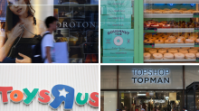 'Retail apocalypse': number of failed Aussie retailers continue to climb as the sector claims another victim